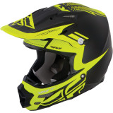Fly 2014 F2 Carbon Helmet - Dubstep - Fly Dirt Bike Riding Gear