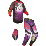 Fly 2014 Lite Hydrogen Combo - Dirt Bike Pants, Jersey, Glove Combos