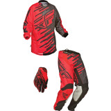 Fly 2014 Youth Kinetic Combo - Shock - Fly Dirt Bike Riding Gear