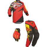 Fly 2015 F-16 Combo - Dirt Bike Pants, Jerseys, Gloves, Combos