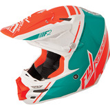 Fly 2015 F2 Carbon Trey Canard Replica Helmet - Fly Utility ATV Products