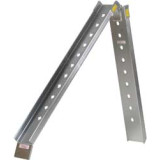 Fly Folding Aluminum Bike Ramp - Motocross Ramps, Stands & Accessories
