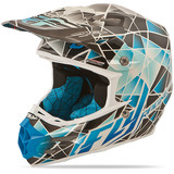 Fly 2015 Formula Helmet - Facet - Fly Utility ATV Products