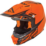 Fly 2015 F2 Carbon Cold Weather Helmet - Dubstep - Fly Utility ATV Products