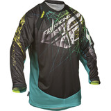 Fly 2015 Evolution 2.0 Jersey - Spike - Fly Utility ATV Products