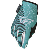 Fly 2015 Girl's Kinetic Gloves - Fly Utility ATV Products