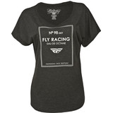 Fly Women's Eau De Octane T-Shirt - Utility ATV Womens Casual