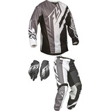 Fly 2015 Kinetic Combo - Division - Dirt Bike Pants, Jerseys, Gloves, Combos