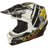 Fly 2015 F2 Carbon Helmet - Rockstar - Fly Utility ATV Products