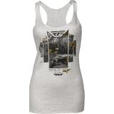 Fly Women's Gold Rush Tank - Utility ATV Womens Casual