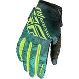 Fly 2016 Girl's Kinetic Gloves - Dirt Bike Gloves