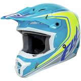 Fly 2016 Youth Kinetic Helmet - Fullspeed - Fly Dirt Bike Helmets and Accessories