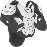 Fly 5.5 Pro Chest Protector - Chest & Back Protection