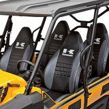 Genuine Kawasaki Accessories Seat Cover - Kawasaki ATV