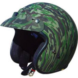 GMAX GM2 Helmet - Camo -  Open Face Motorcycle Helmets