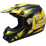 GMAX GM46Y Youth Helmet - Kritter II - Utility ATV Off Road Helmets