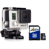 GoPro  HERO3 Plus Silver Edition Kit - Motorcycle Products