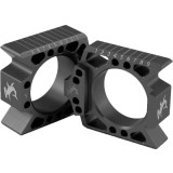 Hammerhead Axle Blocks - Honda Hammerhead Dirt Bike