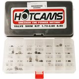 HOTCAMS Valve Shim Kit - Motorcycle Camshafts