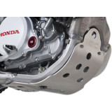 Honda Genuine Accessories Aluminum Skid Plate - Dirt Bike Body Kits, Parts & Accessories