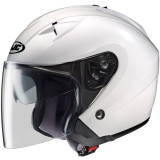 HJC IS-33 Helmet -  Open Face Motorcycle Helmets