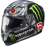 HJC RPHA 10 Helmet - Lorenzo Speed Machine - Full Face Motorcycle Helmets