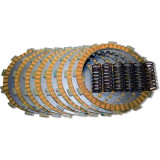 Hinson Clutch Fiber, Steel, Spring Kit