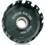 Hinson Billet Clutch Basket With Cushions - Dirt Bike Clutches, Clutch Kits and Components