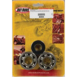 Hot Rods Crank Bearings And Seals Kit - Honda TRX250R ATV Engine Parts and Accessories