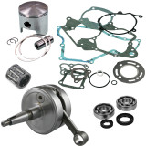 HOT RODS Complete Top & Bottom End Kit - 2-Stroke - Piston Kits and Accessories
