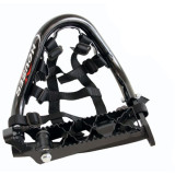 Houser Racing Pro Bounce Heel Guards With Suspension Footpegs -