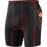 Icon Stryker Field Armor Shorts - Motorcycle Safety Gear & Protective Gear