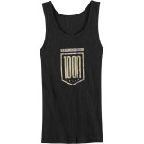 ICON 1000 Women's Crest Tank - Motorcycle Womens Casual