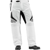 Icon Compound Mesh Overpants -  Motorcycle Rainwear and Cold Weather