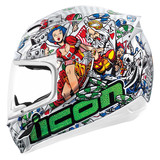 ICON Airmada Helmet - Lucky Lid 2 - Full Face Motorcycle Helmets