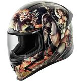 ICON Airframe Pro Helmet - Pleasuredome 2 - Full Face Motorcycle Helmets