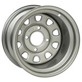 ITP Delta Steel Wheel - Utility ATV Rims & Wheels