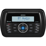 Jensen AM/FM/WB/USB Bluetooth Stereo - Sportbike Electronic Accessories