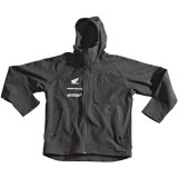 Joe Rocket Honda Racing Soft Shell Hooded Jacket - Joe Rocket Motorcycle Casual