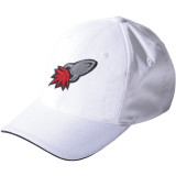 Joe Rocket Rocketship Ball Hat - Joe Rocket Motorcycle Casual
