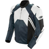 Joe Rocket Radar Leather Jacket - Joe Rocket Motorcycle Jackets and Vests