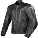 Joe Rocket Sonic 2.0 Perforated Leather Jacket - Joe Rocket Motorcycle Jackets and Vests
