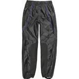 Black/Purple Pant
