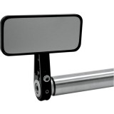 Joker Machine Rectangle Bar End Mirrors - Joker Machine Motorcycle Body Parts