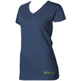 Klim 2014 Women's Kute V-Neck T-Shirt - Motorcycle Womens Casual