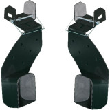 Kolpin In Bed Double Gun Boot Mount - Utility ATV Gun Racks