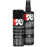 K&N Air Filter Care Kit - Motorcycle Fuel and Air