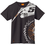 KTM OEM Parts Rear T-Shirt - Dirt Bike Mens Casual