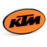 KTM OEM Parts Trailer Hitch Cover -