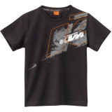 KTM OEM Parts Youth Splatter T-Shirt - ATV Youth Casual